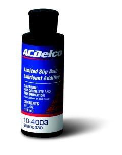Genuine GM Accessories 88900330 Limited Slip Axle Lubricant Additive - 4 oz.
