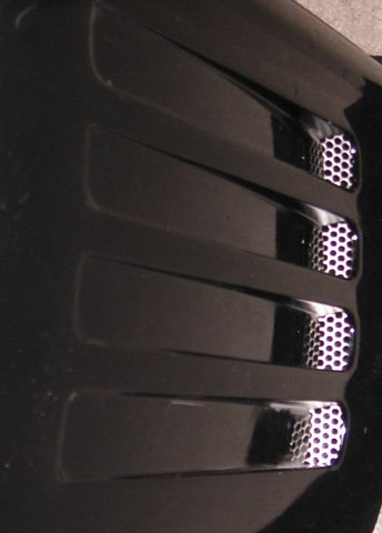 Corvette C4 Side Vent Grilles