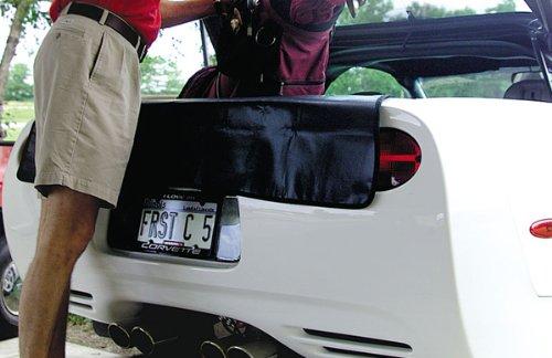 C5 Corvette Rear Bumper Apron Cover