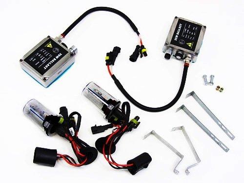 97-00 Chevrolet Corvette Xenon HID FogLight Light Bulbs Conversion Kit Aqua White 8000K