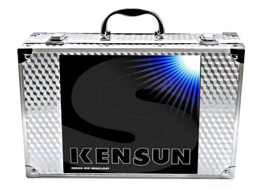 Premium Fog Lights HID Xenon AC Conversion kit by Kensun - 880 - 6000K