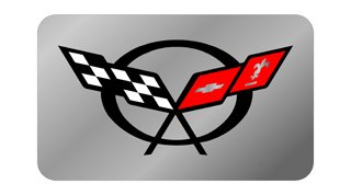 C5 Exhaust Enhancer Plate - C5 Flags