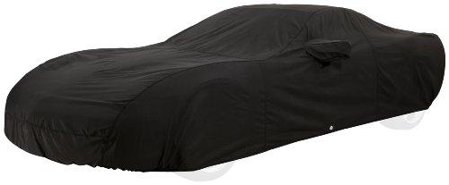 Covercraft Custom Fit Car Cover for Chevrolet Corvette (UltraTect Fabric, Black)