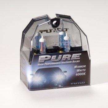 Putco 239006XMW Premium Automotive Lighting Mirror White Halogen Headlight Bulb