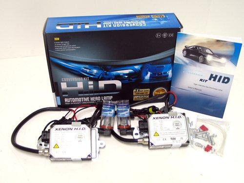 05-09 Chevy Corvette Xenon HID H10 9145 Foglights Conversion Kit 10000K Light Blue