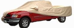Covercraft Custom Fit Car Cover for Chevrolet Corvette (Technalon Evolution Fabric, Tan)