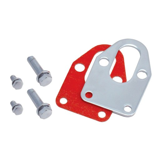 Spectre Performance 42493 Fuel Pump Mounting Plate with Bolts