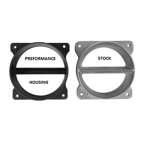 C4 and C5 High Performance MAF Housing Fits: 94 through 2000 Corvettes