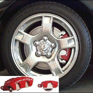 1997-2007 Corvette C5 C6 Disc Brake Pad Cover