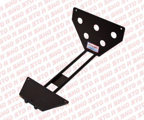 2005-2013 Chevy Corvette Base C6 Coupe & Convertible STO-N-SHO Removable Front License Plate Bracket