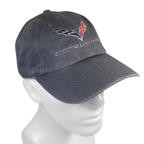 Chevrolet Corvette C7 Charcoal Premium Garment Cap