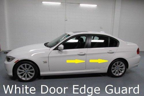 Chevrolet White Door Edge Guard Trim Molding All Models D.I.Y. Kit