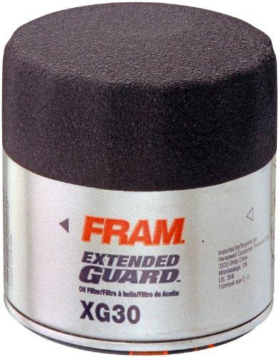 Fram XG30 ULTRA (Xtended) Guard Passenger Car Spin-On Oil Filter, Pack of 1