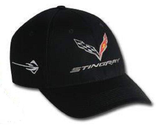 2014 Chevrolet Corvette C7 Stingray Hat Black