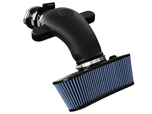 aFe Power Magnum FORCE 54-10902 Chevrolet Corvette Performance Intake System (Oiled, 5-Layer Filter)