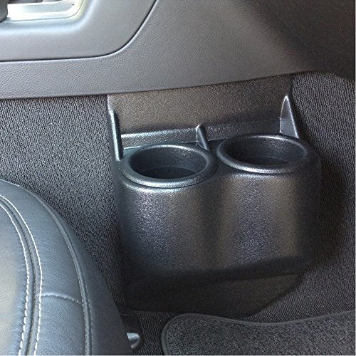 Corvette Dual Cup Holder Travel Buddy : 1997-2004 C5 & Z06