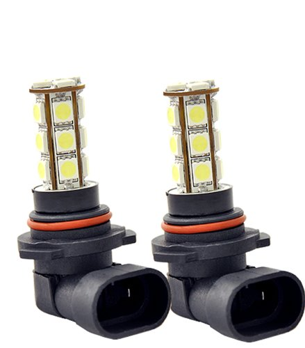 JDM LED 9006/HB4 18 SMD Super White Fit Fog Light Only Bulbs Fast Free Shipping