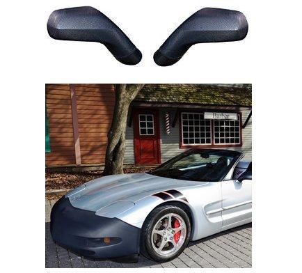 C5 Corvette Bra Front Bumper Mask & Mirror Mask Package : 1997-2004 C5 & Z06
