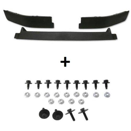 C4 Spoiler Lower Front Spoiler Air Dam Kit with Mount Hardware Fits: 84 through 90 Corvettes